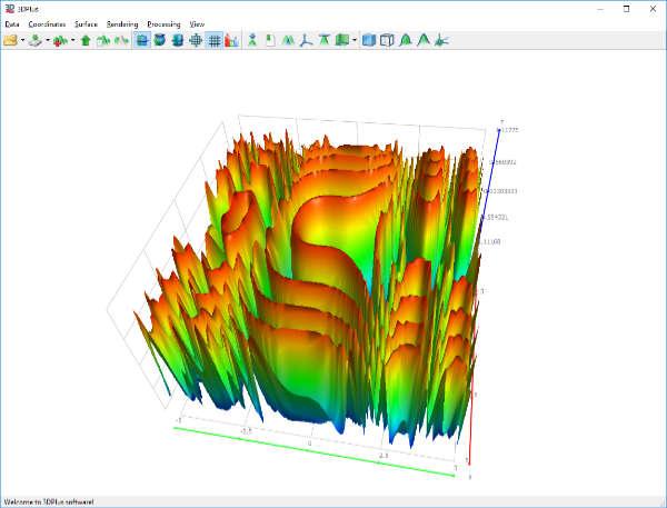 3D graphs in MatDeck