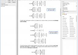 vectors-and-matrix