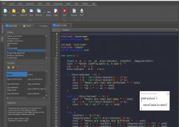 dark-c++-screenshot
