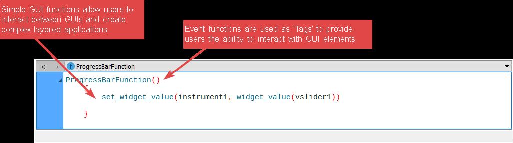 MatDeck GUI Designer code