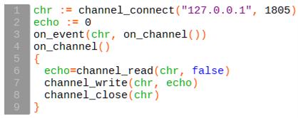 matdeck client code