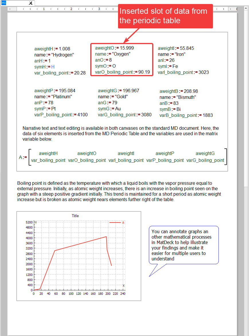 md chemistry document